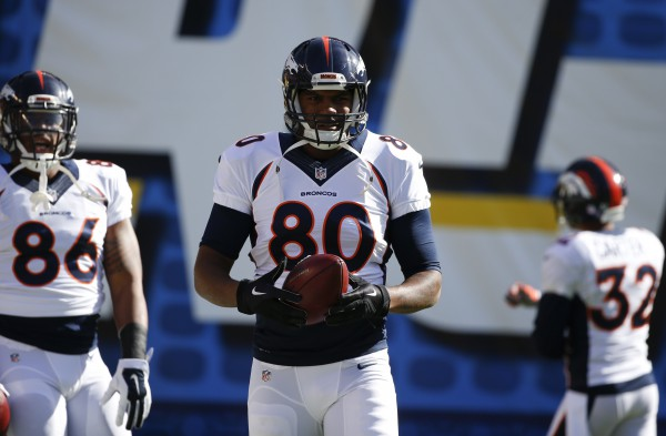 "Encore: ""NFL Films Presents: Julius Thomas"" on Fox Sports 1"
