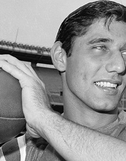 """""""Caught In the Draft"""" – The Man Who Made Joe NamathRich"""