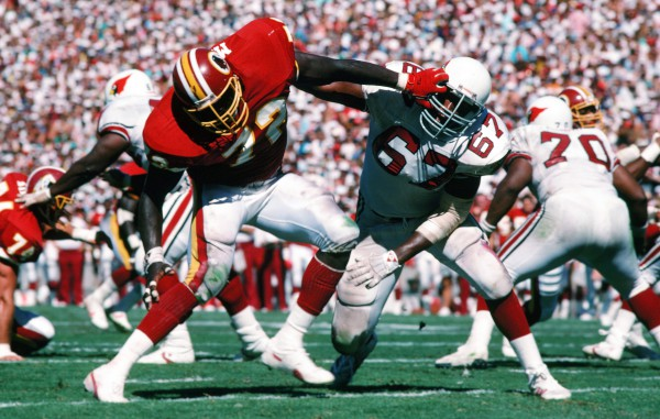 "Story of Redskins' ""Secretary of Defense"" Dexter Manley Premieres Tonight On ""A Football Life"""