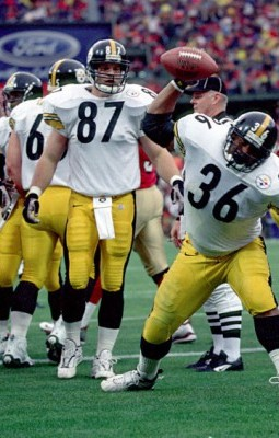 """""""The Bus"""" Jerome Bettis Rumbles on the Screen TONIGHT on """"A FootballLife"""""""