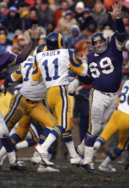 """BEHIND THE SCENES of """"Alan Page: A FootballLife"""""""