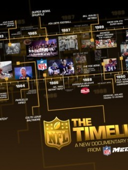 NFL Films' 'The Timeline' Chronicles Defining Moments in NFLHistory