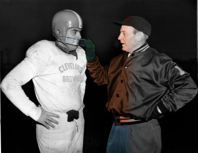 """Never-Before-Seen Colorized Footage To Debut In """"Paul Brown: A FootballLife"""""""