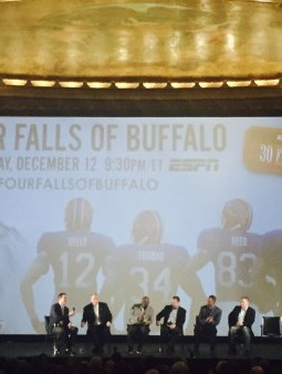 """NFL Films-produced """"30 for 30: Four Falls of Buffalo"""" to premiere onESPN"""