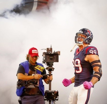 Back to Football: NFL Films Edition