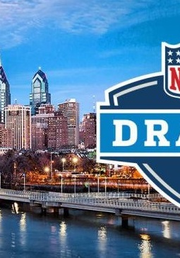 """Draft in Philly a """"Home Game"""" for NFLFilms"""