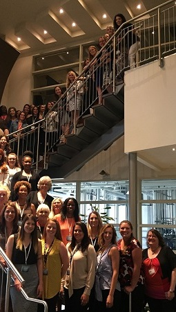 """Women of the League Gather at First Ever NFL """"W.I.N."""" Conference"""