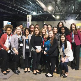 NFL Films' W.I.N. Affinity Group Attends Pennsylvania Conference for Women